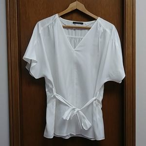 🆕 ESPRIT off white blouse